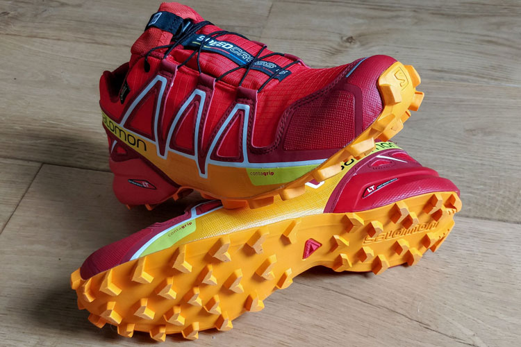 Salomon Speedcross 4 GTX New Out Of Box