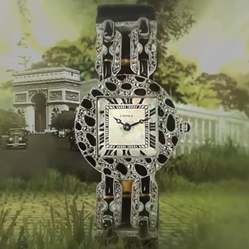 Cartier 1914 Panther Watch