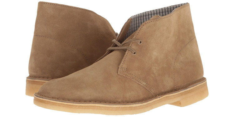 Clarks Casual Desert Boot