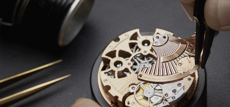 Roger Dubuis Watch Service