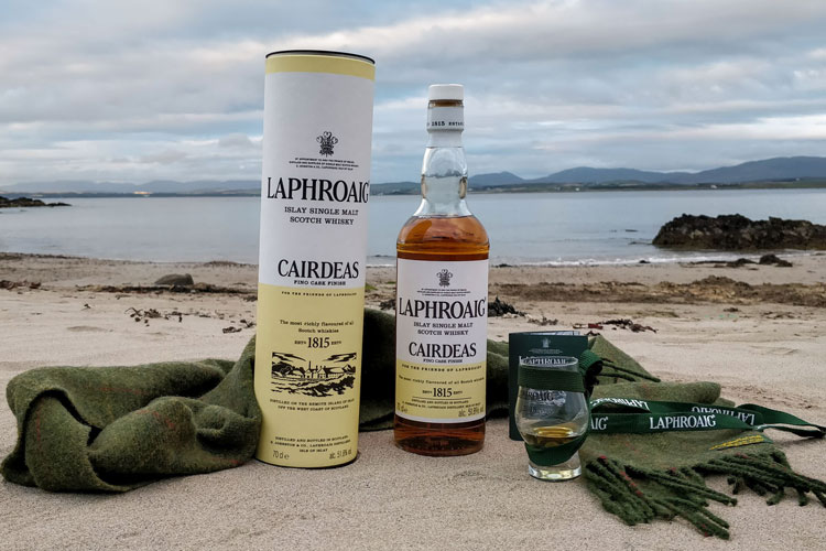 Laphroaig Cairdeas Fino Cask Finish Single-Malt Scotch Whisky Review