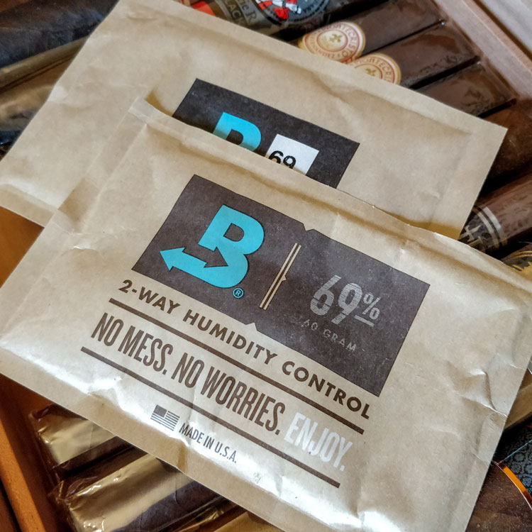 Boveda 60g 69% Humidity Pack