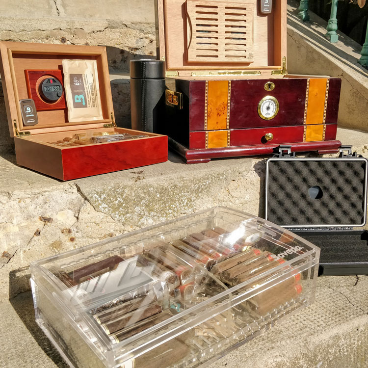 Different Types Of Cigar Humidors