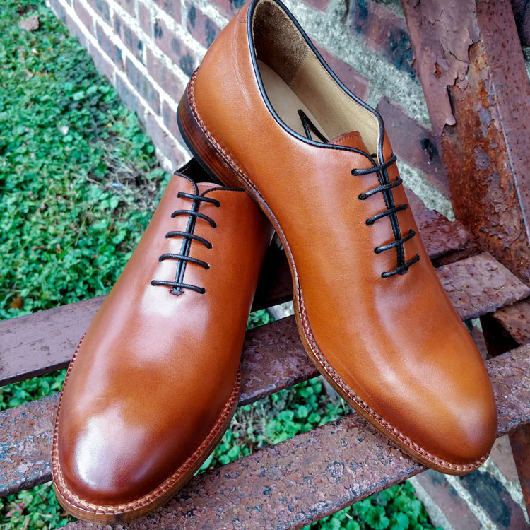 Beckett Simonon Valencia Wholecut Review: Stylish & Affordable Dress Shoes