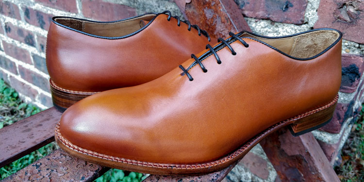 Beckett Simonon Valencia Wholecut Shoes