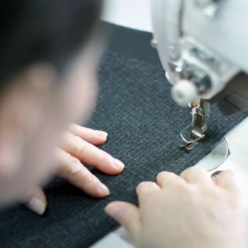 Indochino Tailor Sewing Fabric