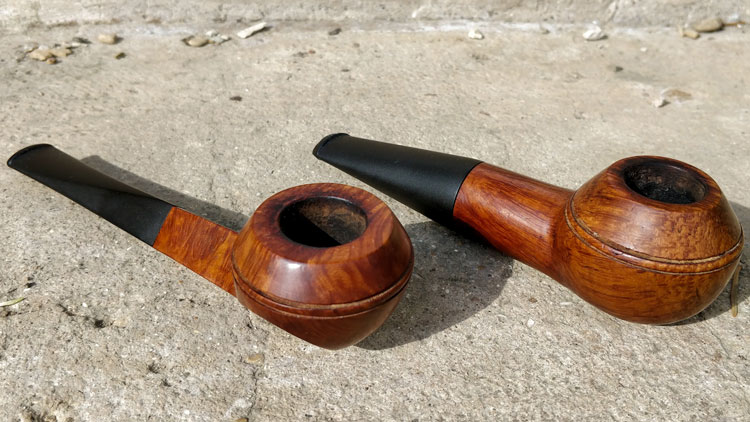 Bulldog Pipe Shape Examples