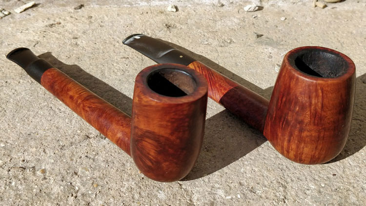 Canadian Pipe Shape Examples