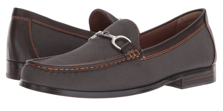 Donald J Pliner Torrence Bit Loafer