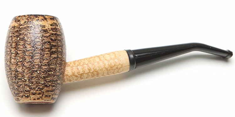 Missouri Meerschaum Country Gentleman Corn Cob Tobacco Pipe