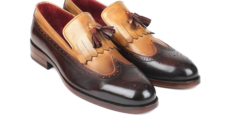 Paul Parkman Kiltie Tassel Loafer