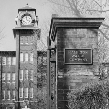 Hamilton Watch Co Lancaster Factory