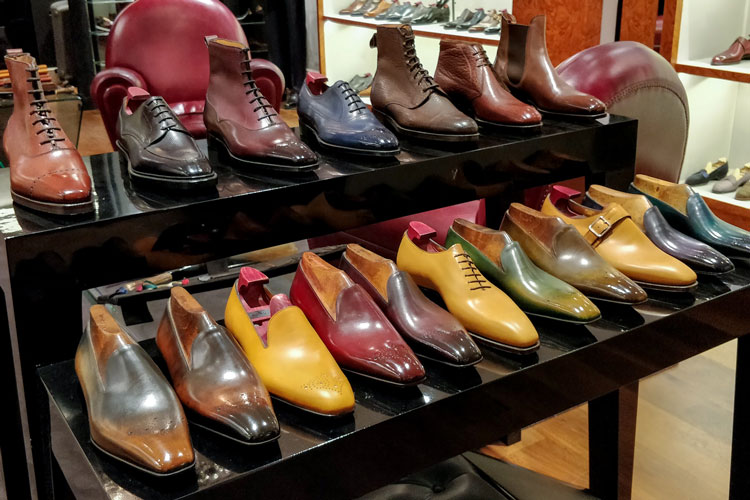 Selection of Gaziano Girling Dress Shoes