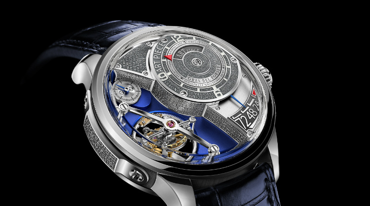 Greubel Forsey Art Piece Historique Watch