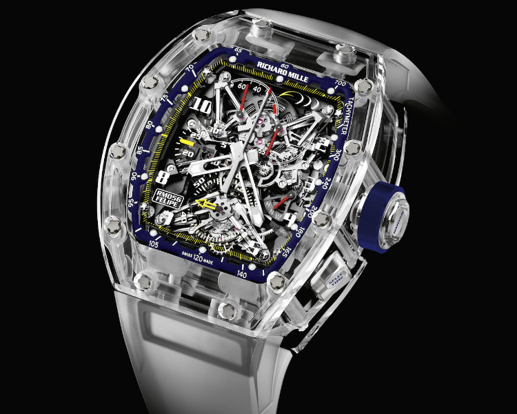 Richard Mille RM056 Felipe Massa Limited Edition