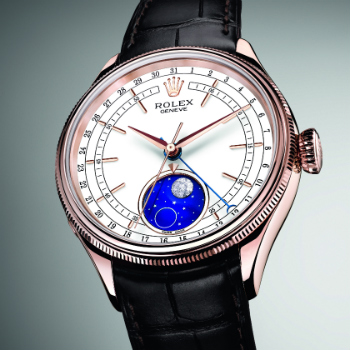 Rolex Cellini Moonphase Baselworld 2017 Release
