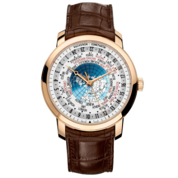 Vacheron Constantin Traditionelle World time rose Gold Watch
