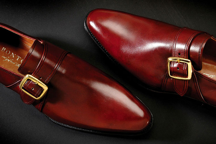 Bontoni Monk Strap Shoes