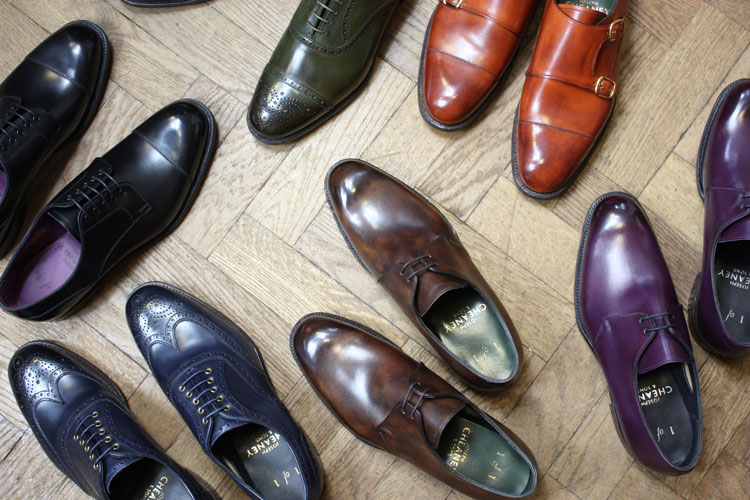 Joseph Cheaney English Made Shoes