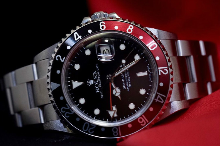 Possible Rolex Investment GMT-Master 16710 Coke