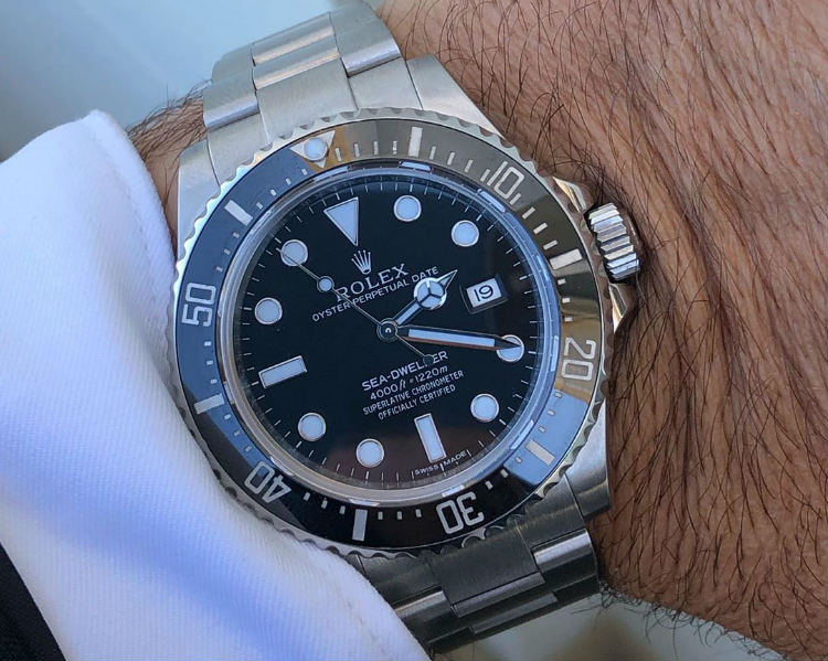 Rolex Sea-Dweller 4000 116600 Steel