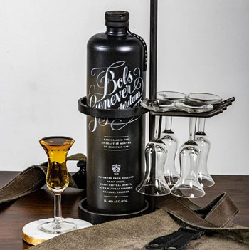 Bols Aged Genever & Nosing Glasses