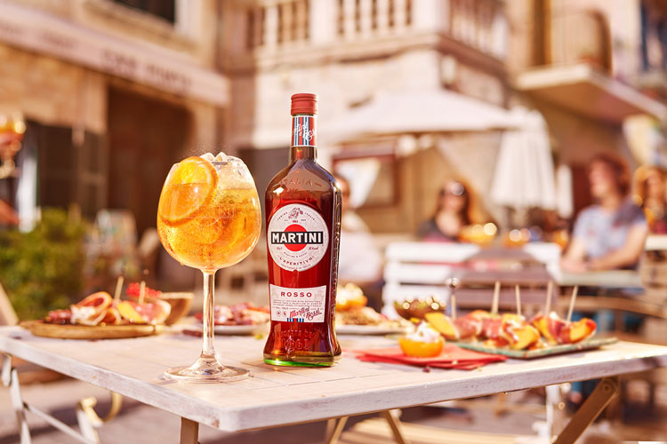 Martini & Rossi Rosso Sweet Martini Wide