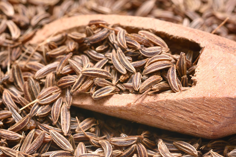 Whole Cumin or Carraway Seeds