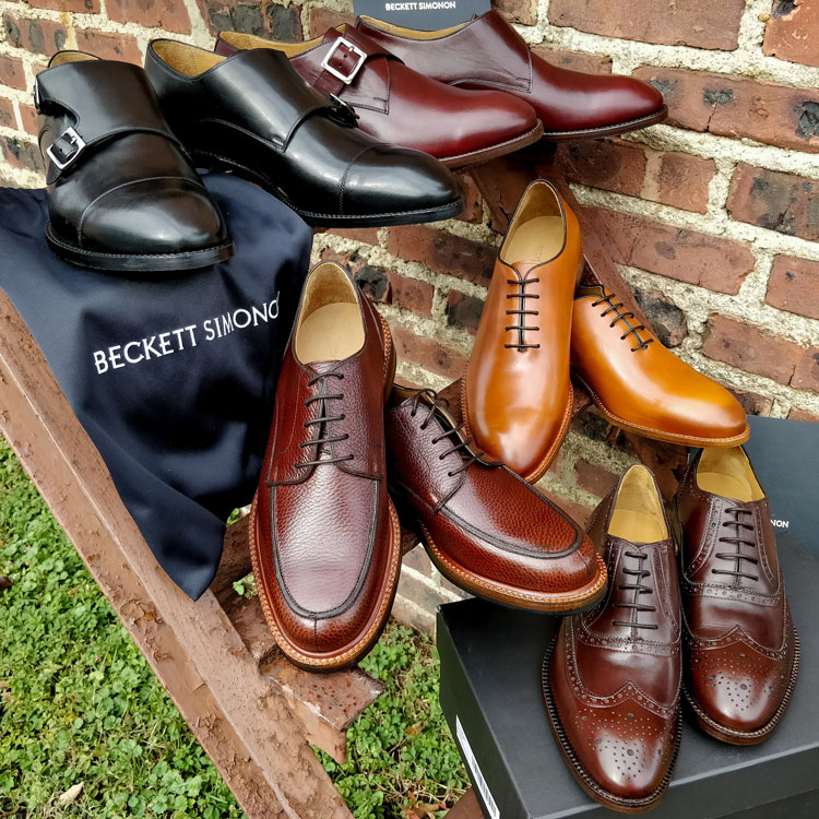 Beckett Simonon Shoe Brand Review