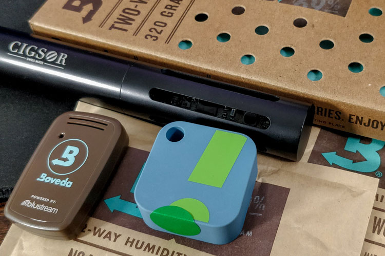 Boveda Humidity Packs & Smart Sensors