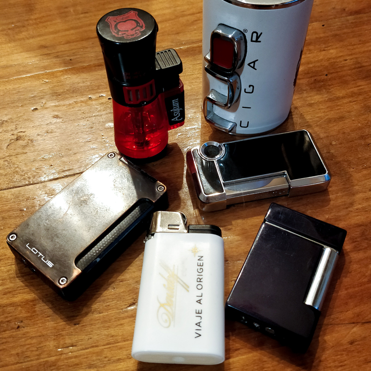 Selection Of Cigar Lighters