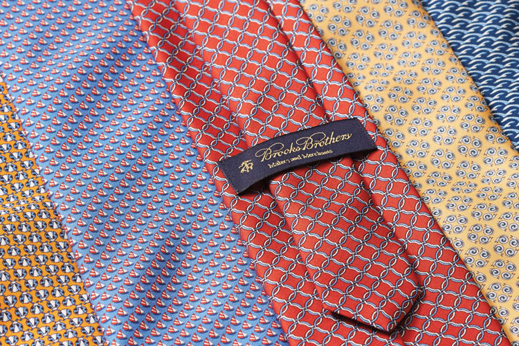Brooks Brothers Ties