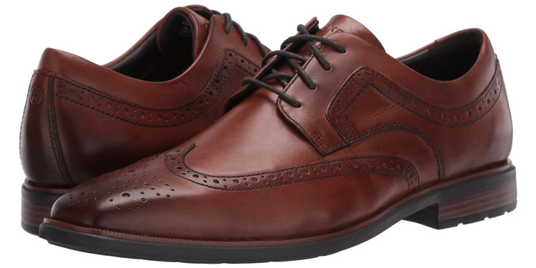 Rockport Business 2 Wingtip Brogue