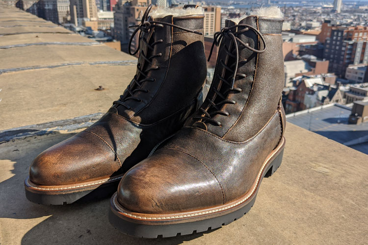 Ross & Snow Riccardo Boot