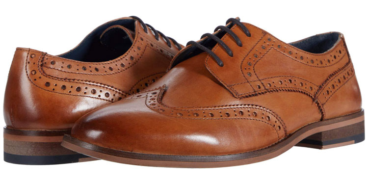 WALK London Tribute Brogue