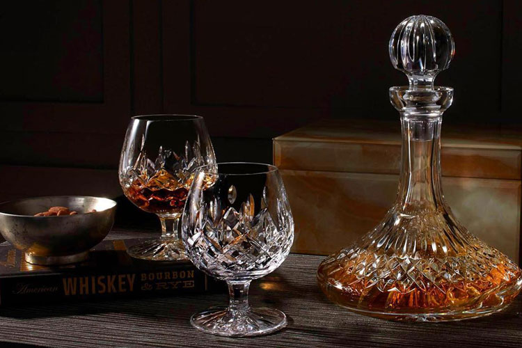 Waterford Lismore Brandy Snifter Balloon Glass