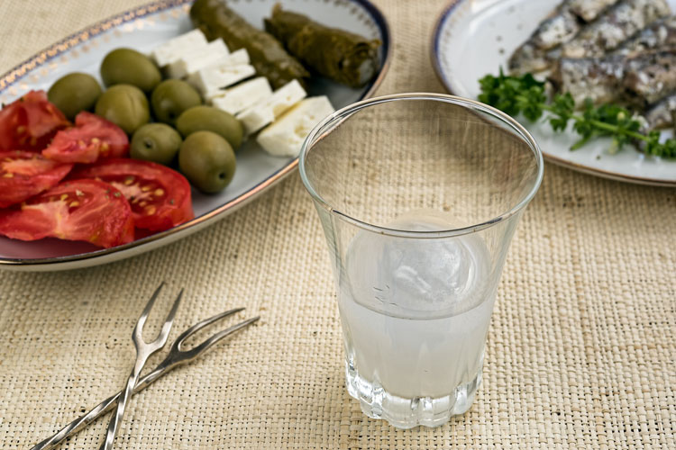 How To Serve Greek Ouzo
