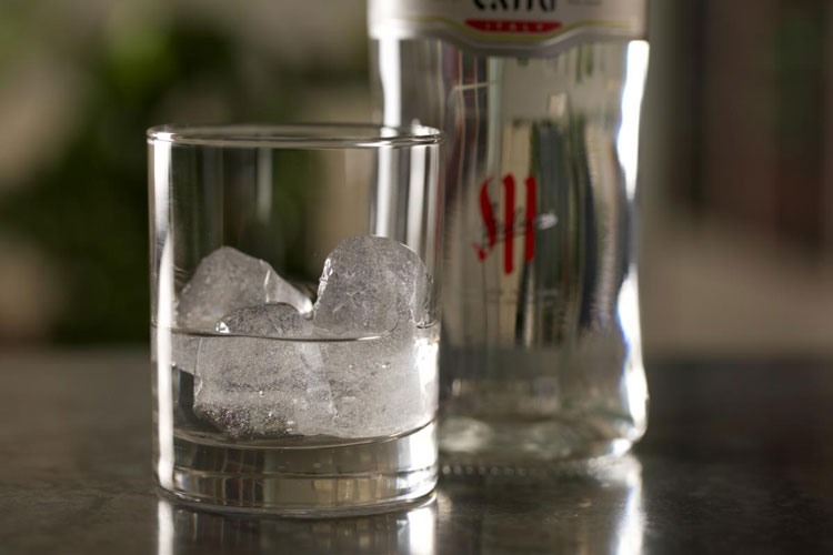 Molinari Sambuca Extra On The Rocks