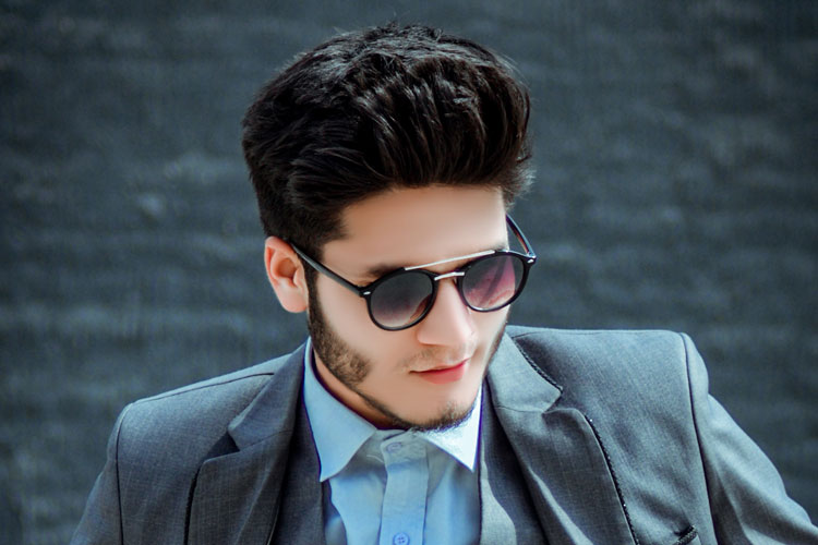 How To Style A Pompadour Haircut