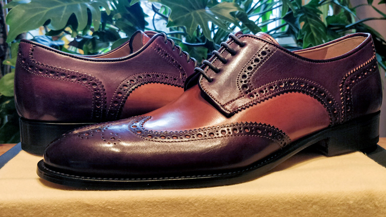 Ace Marks Vincent Brogues