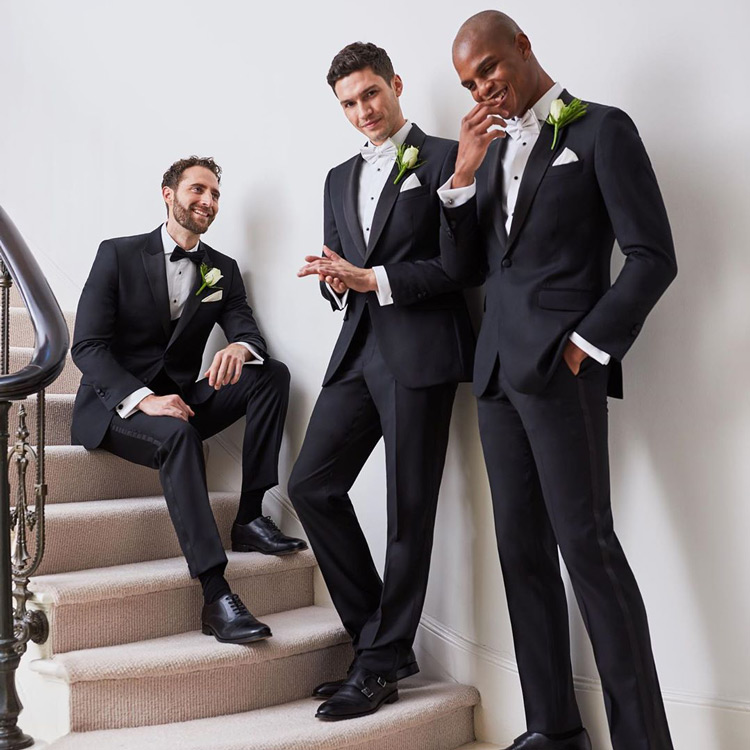 Hawes & Curtis Tuxedos