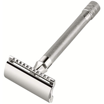 Merkur 23C Long Handled Safety Razor