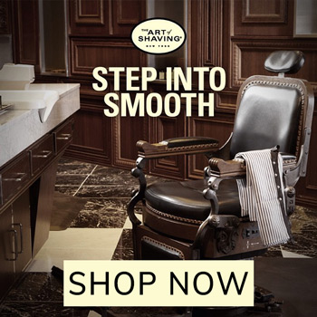 The Art Of Shaving Smooth