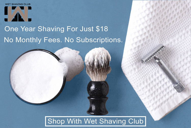 Wet Shaving Club Mobile