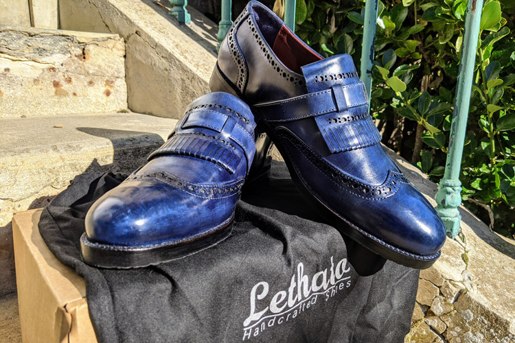 Lethato Kiltie Loafer Shoe Review