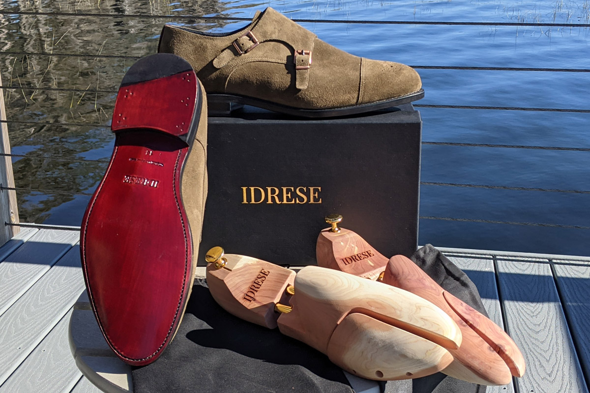Idrese Shoe Review
