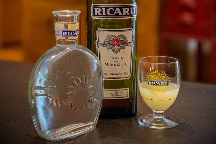 How To Drink Ricard Pastis