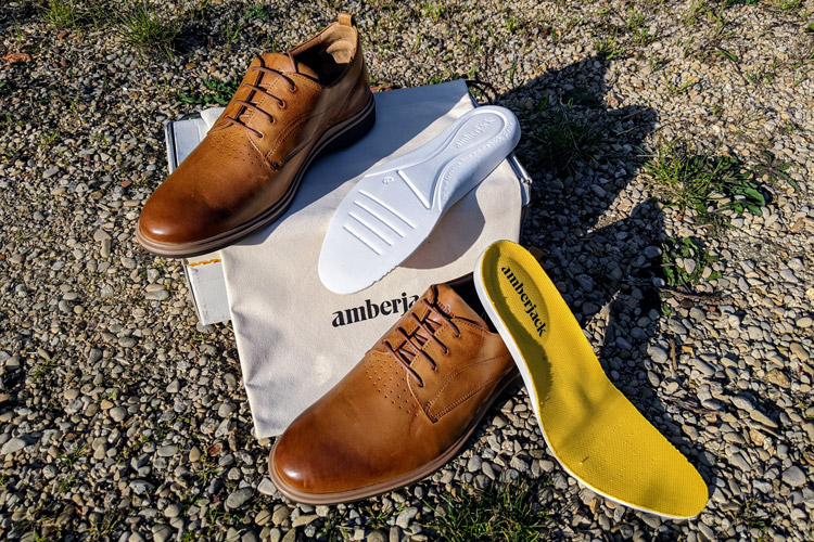 Amberjack The Original Shoe & Removable Insole