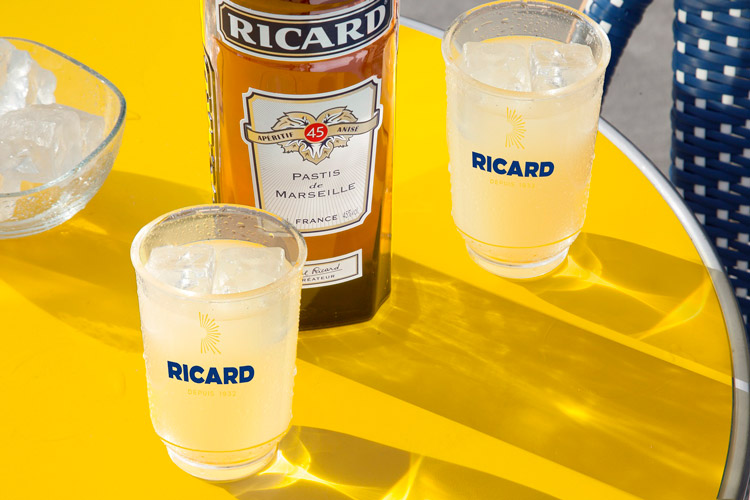 What Is Pastis - Ricard